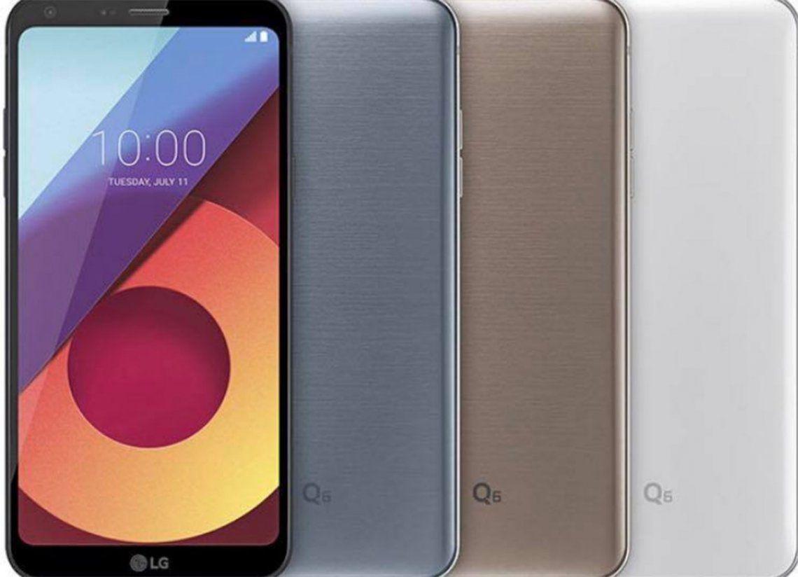 Popureview   La gama intermedia sale de levante con el LG Q6