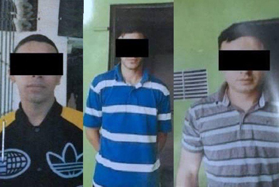 Intensa búsqueda de tres delincuentes en Solano