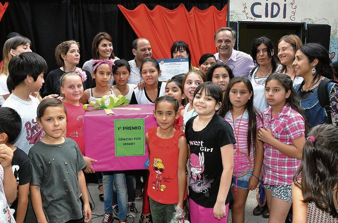 Día Internacional del Derecho del Niño en Don Torcuato