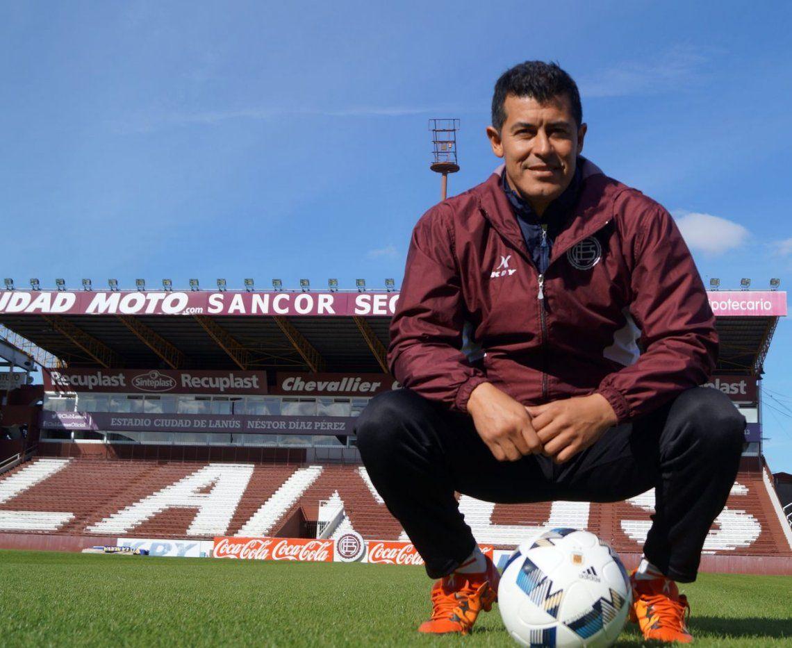 Almirón anunció que dirigirá su último partido en Lanús