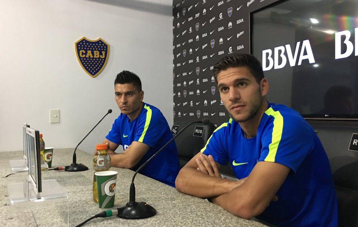 Foto: Magallán y Goltz - Prensa Boca.