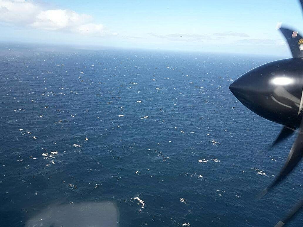 Não há qualquer sinal do submarino argentino ARA San Juan (S-42)