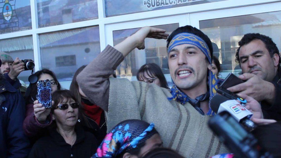 Marijuandenunció a Jones Huala porque pidió echar a la mierda a Macri