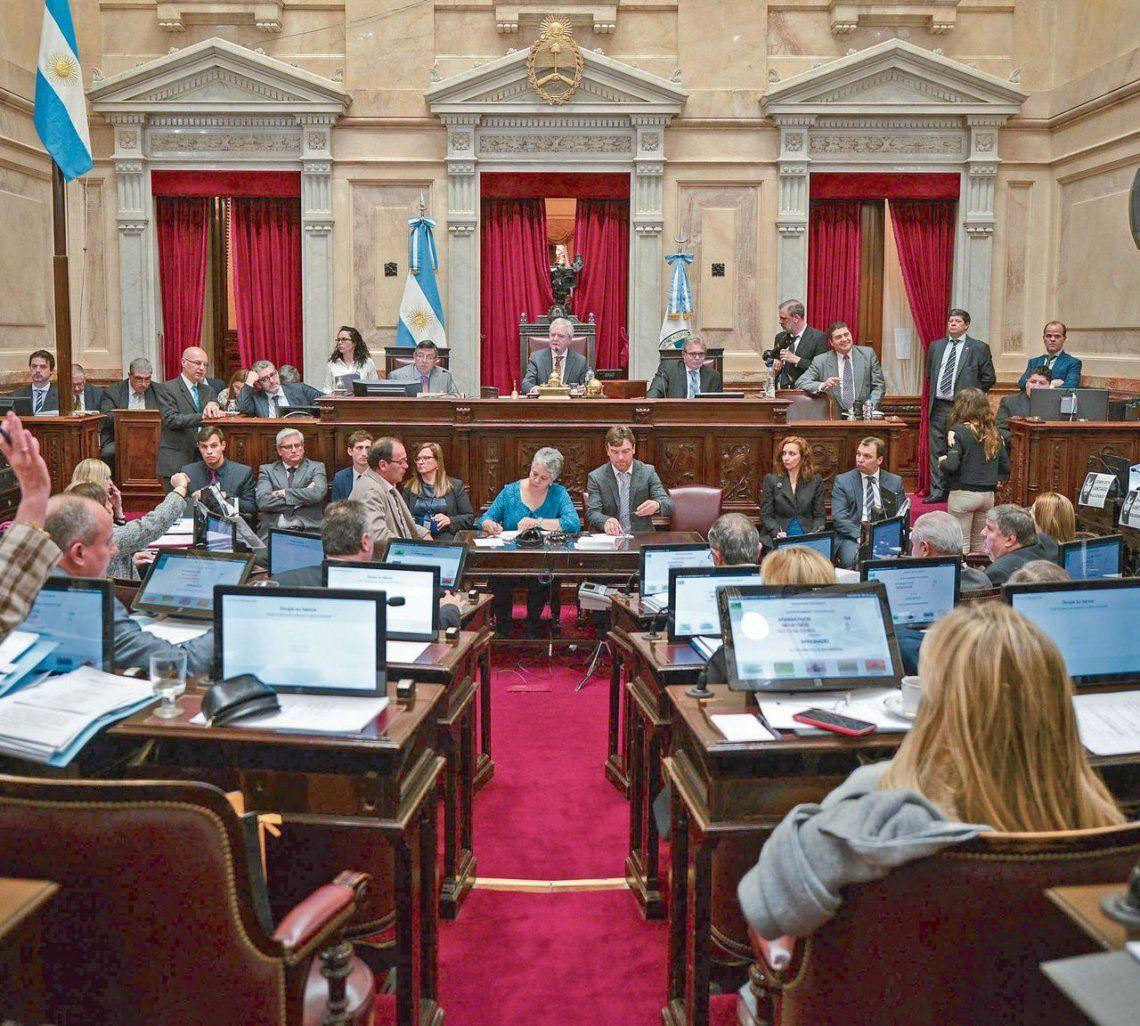 Juran este miércoles los 24 nuevos senadores