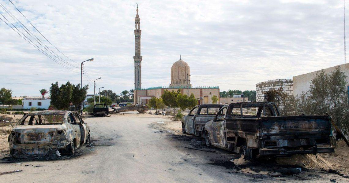 La masacre en Egipto movió el tablero: el detrás de escena del polvorín