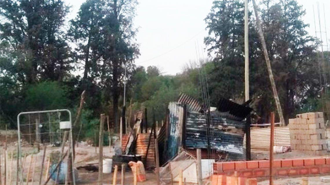 Catamarca: un hombre prendió fuego a su familia