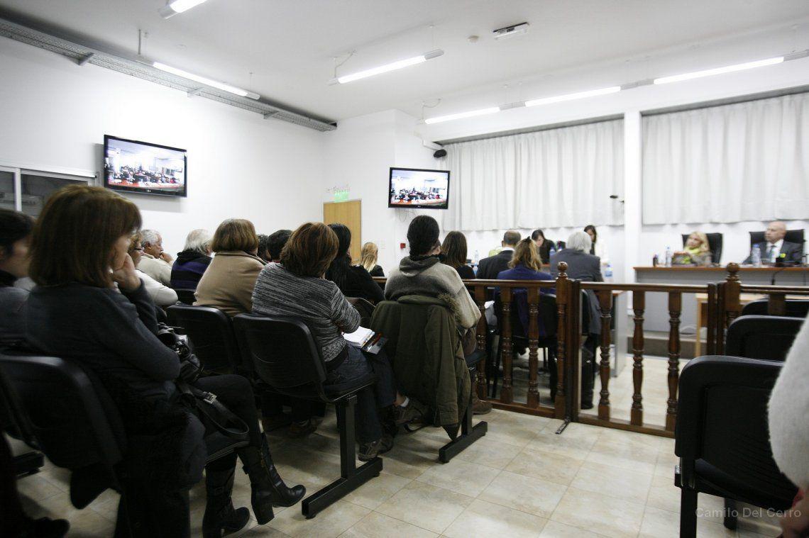 Comienza juicio oral y público por el brutal crimen de una joven