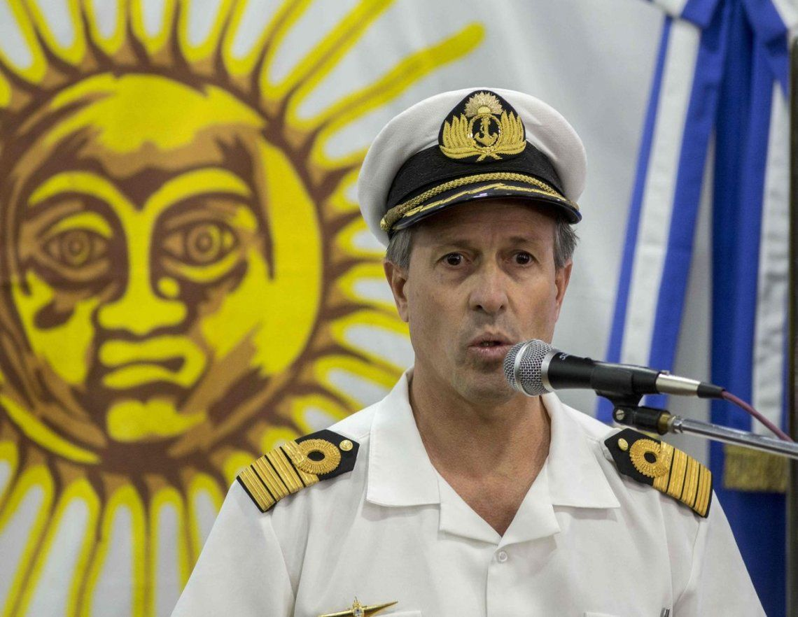 La Armada aclaró la polémica de las llamadas no informadas: No eran de emergencia