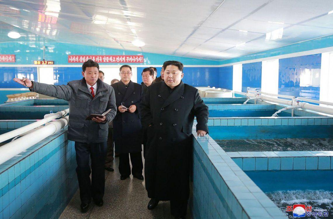Corea del Norte lanzó un misil balístico en dirección al Mar de Japón