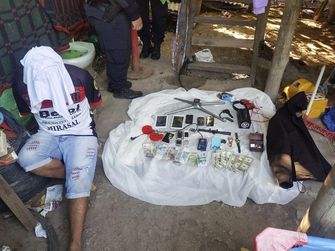 Cayó la banda sospechada de balear el auto de Piquín