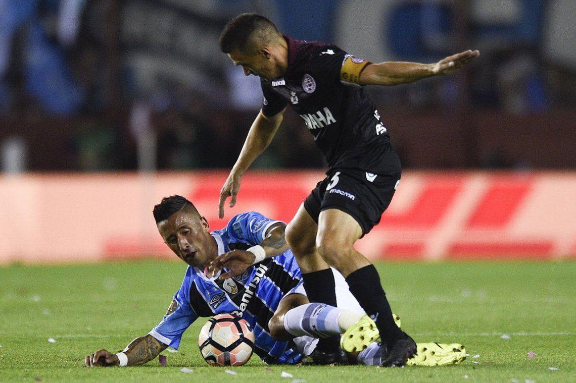 Fin del sueño: Lanús volvió a perder con Gremio y se quedó sin Copa