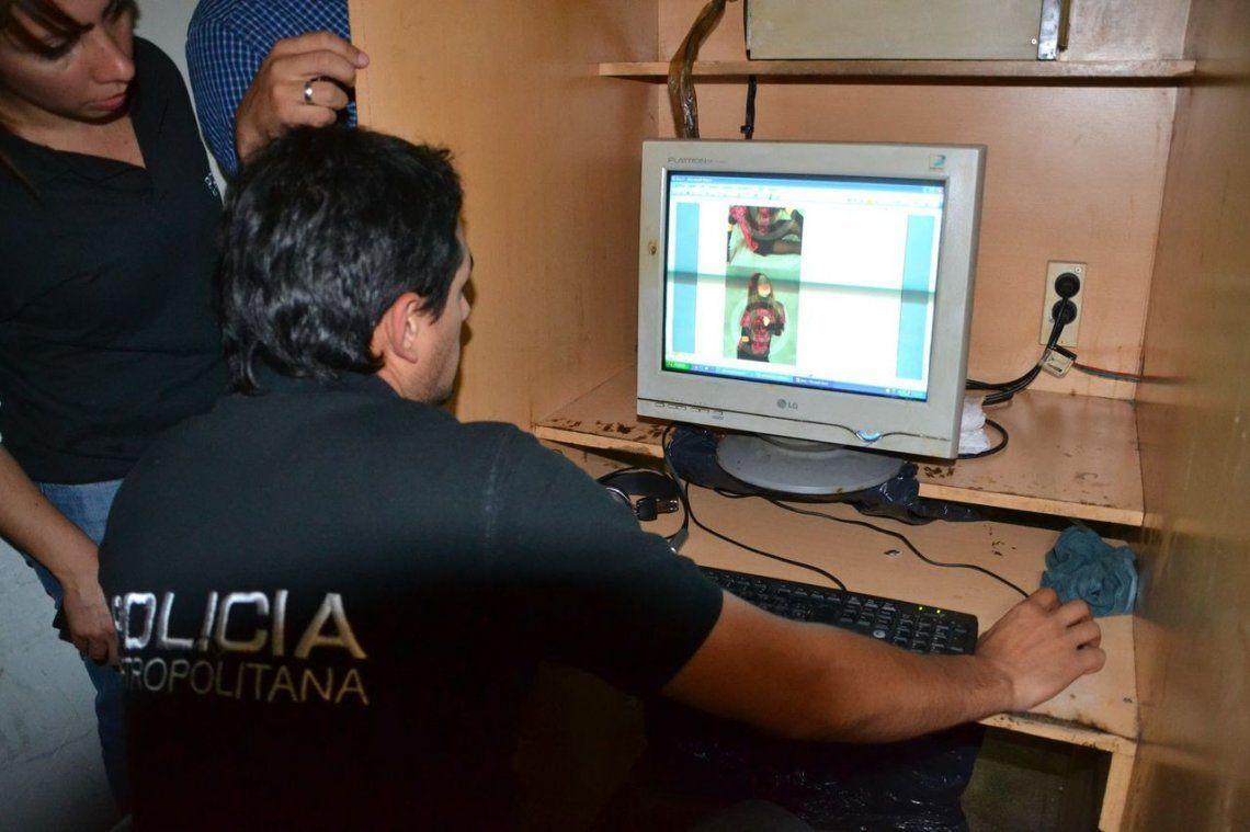 Cinco detenidos por difundir videos de abuso sexual infantil