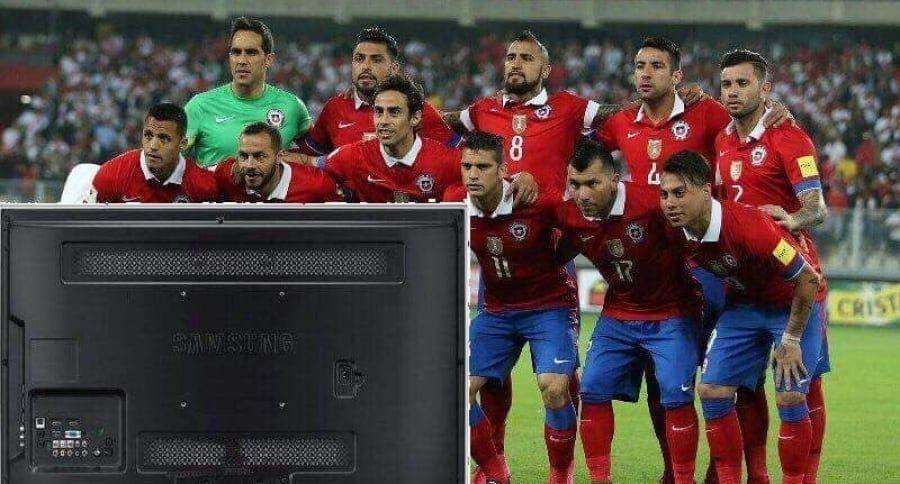Los memes más divertidos del sorteo del Mundial