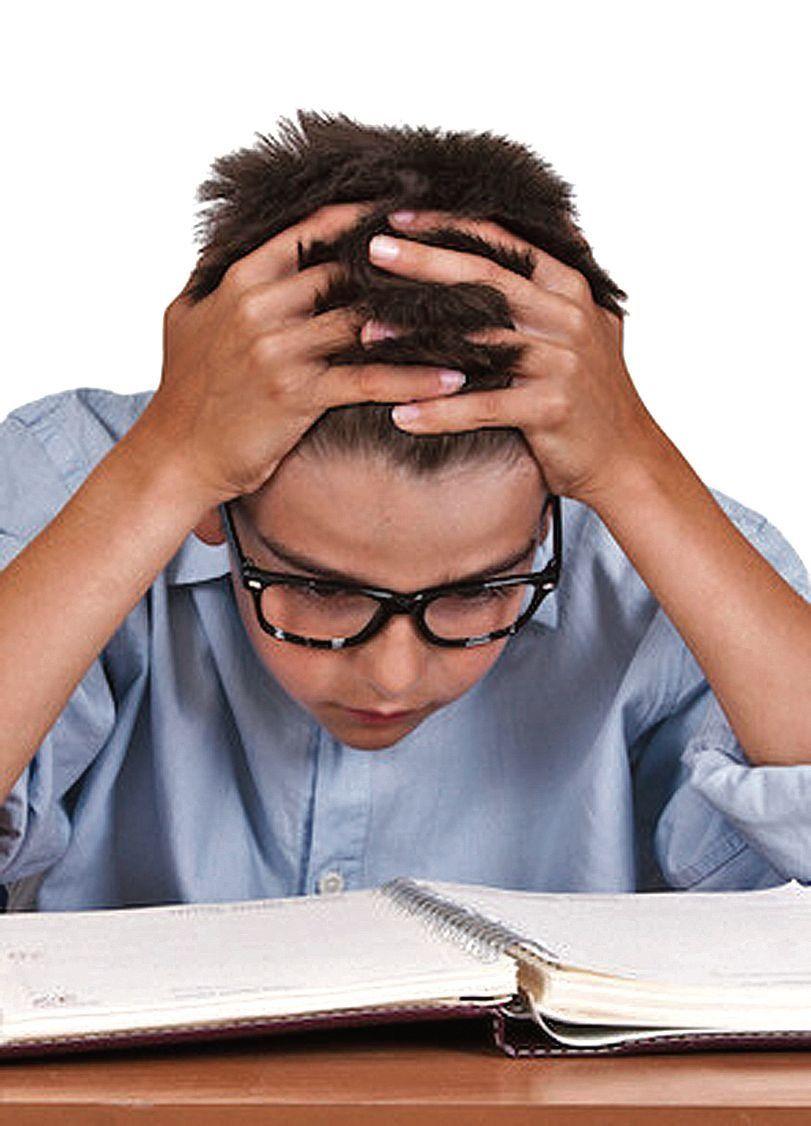 Los estudiantes ven que los tiempos se acortan y la ansiedad aumenta.