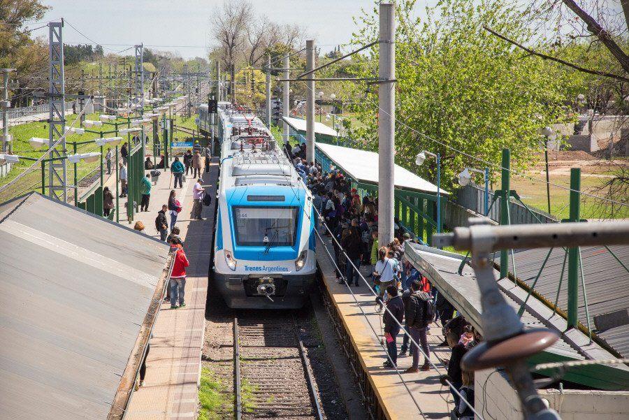 Fuerte  incremento de pasajeros en la Línea Roca