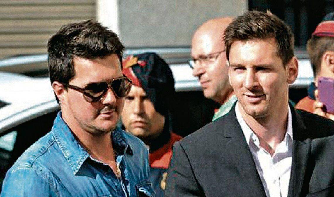 dMatías Messi está internado desde el pasado jueves cuando protagonizó un accidente con una lancha.
