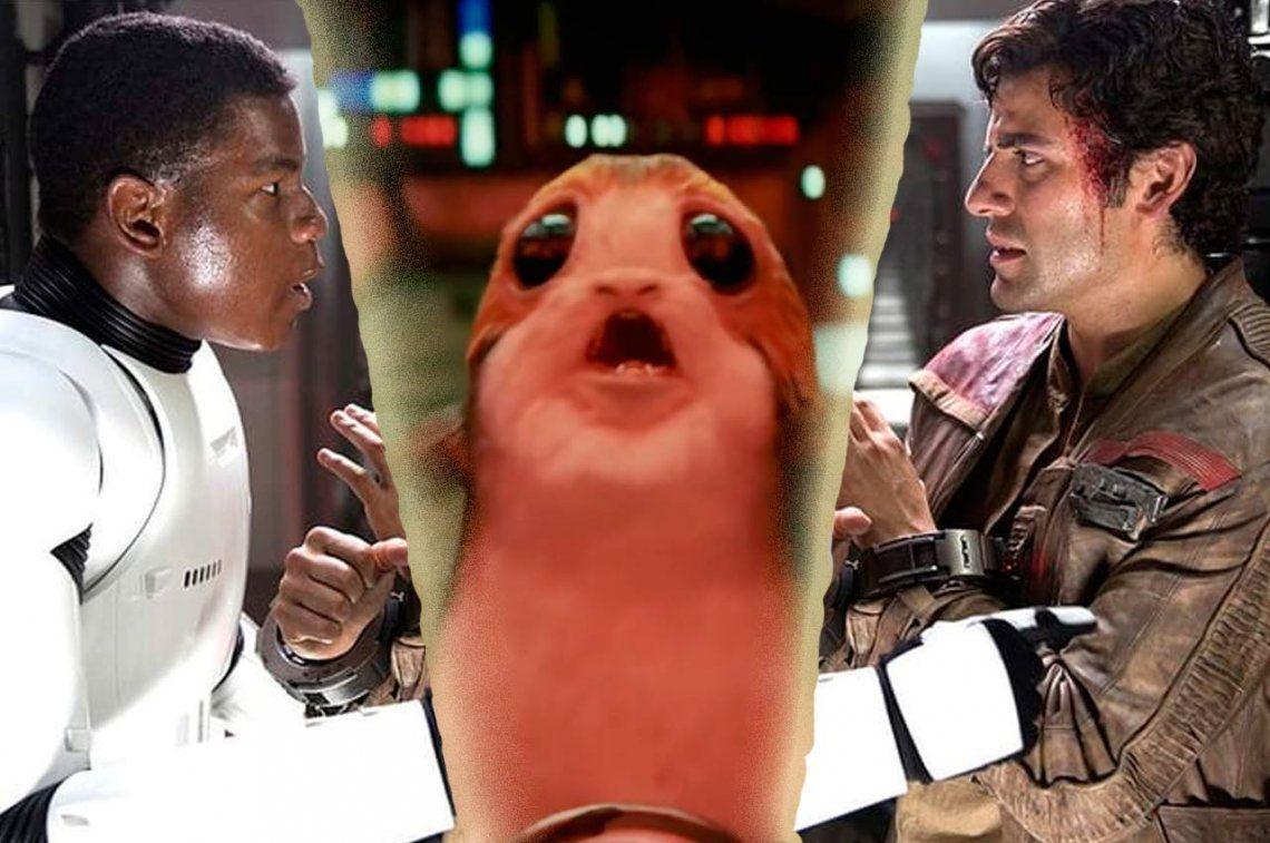 Una grieta impensada entre los actores de la nueva Star Wars
