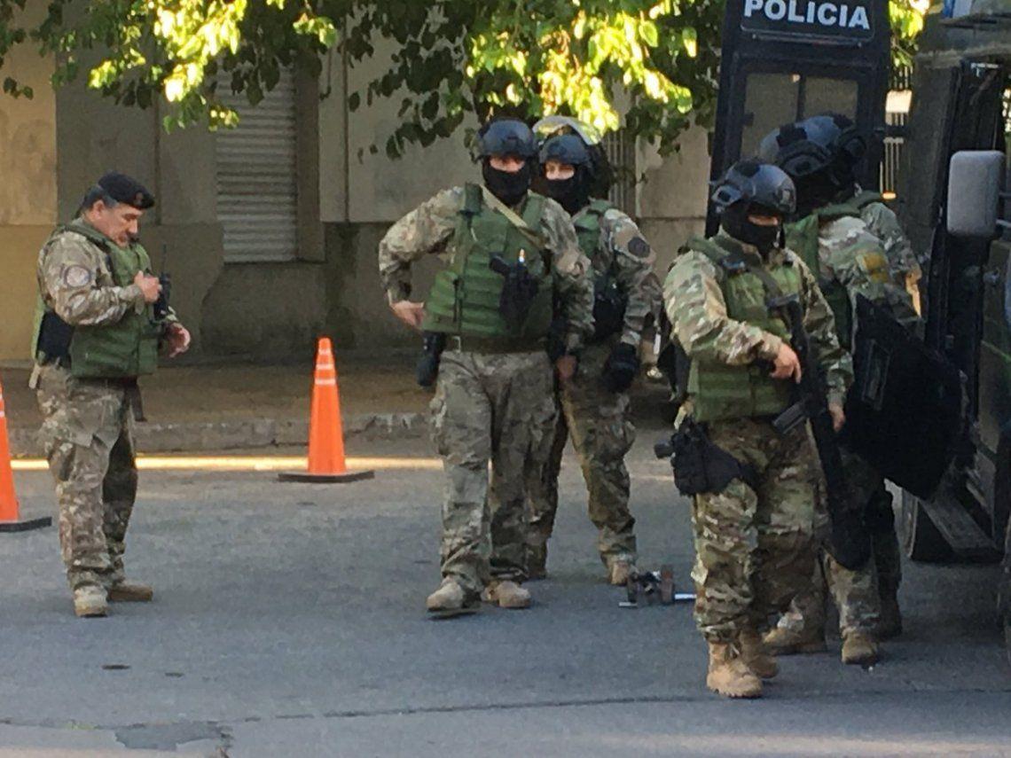 Un hombre mantuvo de rehén a otro en La Plata
