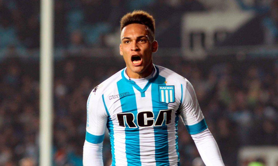 Lautaro Martínez arregló con Atlético de Madrid