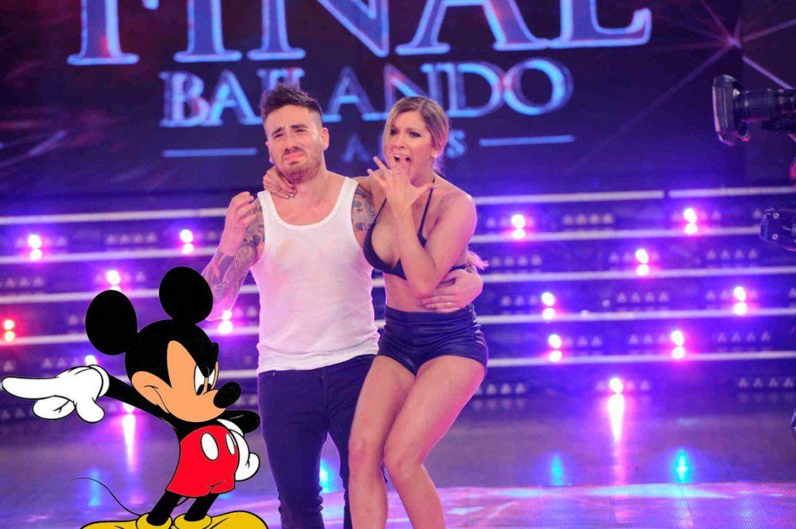 Si van al duelo, Federico Bal y Laurita Fernández no podrán homenajear a Disney