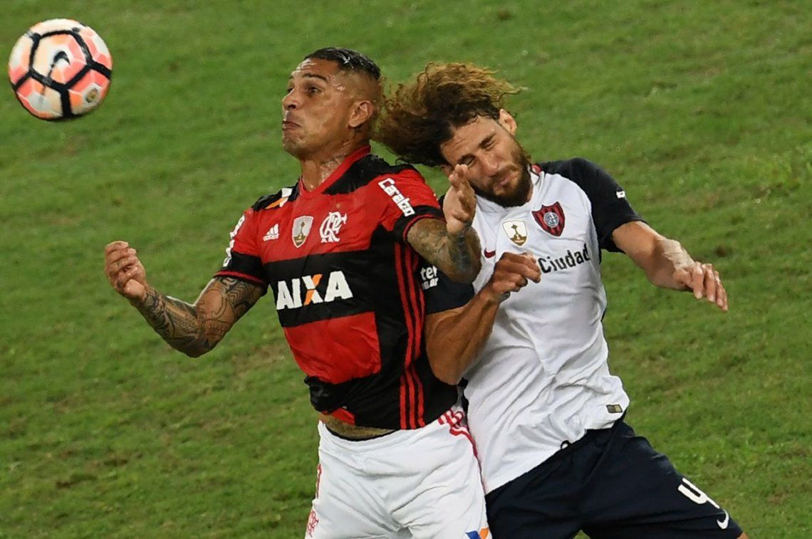 Una buena para Independiente antes de la final: la FIFA estiró la suspensión de Paolo Guerrero