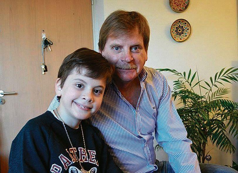 dSantino y su papá