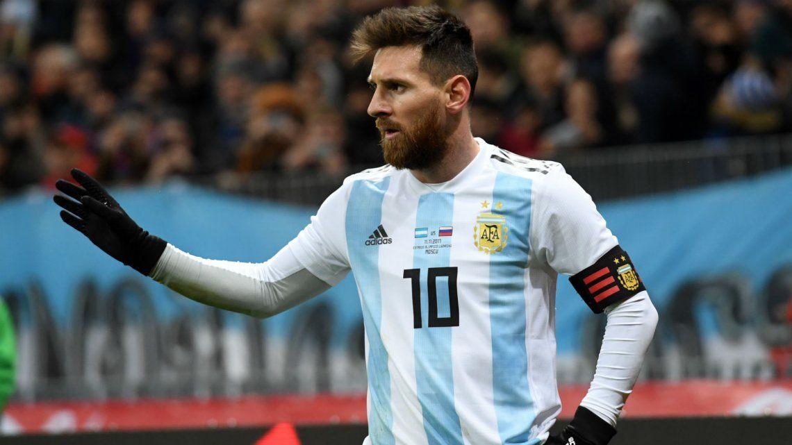 Messi analizó a los rivales del Mundial
