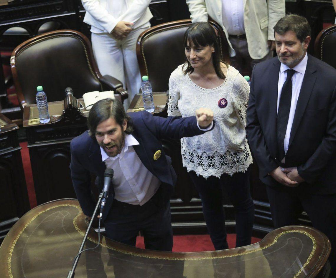 Lo que dejó la jura de Diputados: desde Perón y el ARA San Juan, hasta Santiago Maldonado