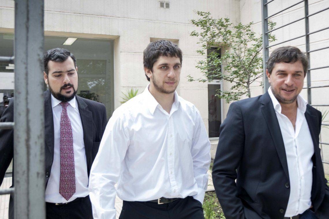 Por el crimen de Paulina Lebbos, extrajeron sangre al hijo del ex gobernador Alperovich
