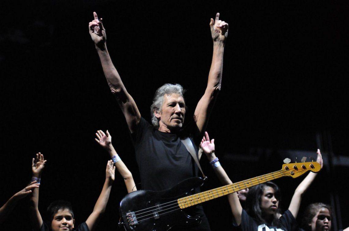 Roger Waters tocará en vivo en La Plata en noviembre de 2018