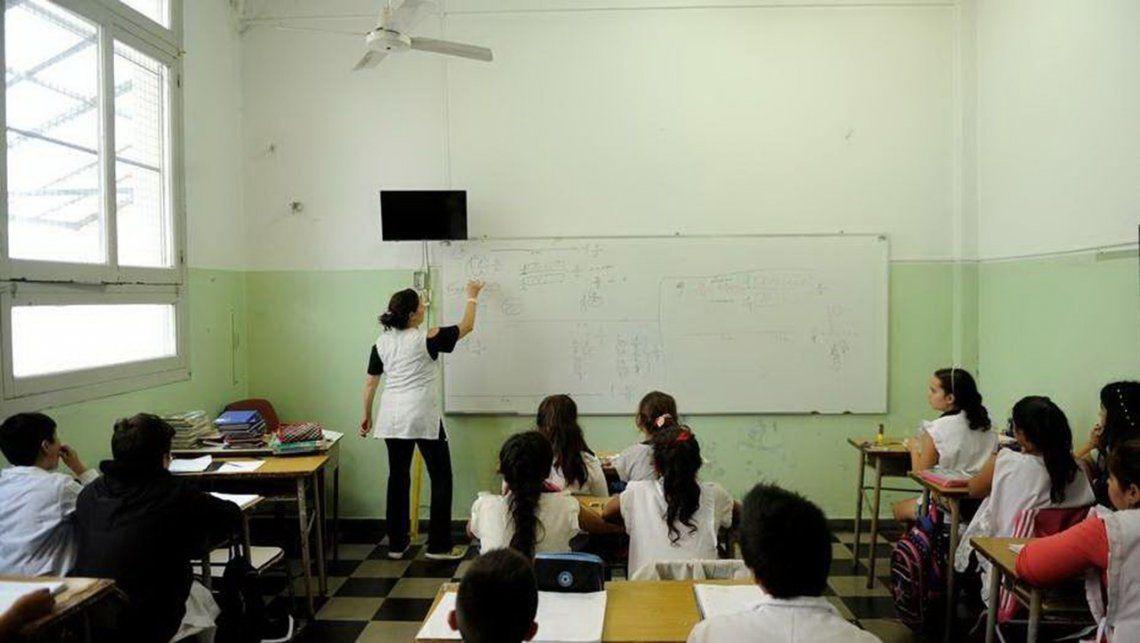 Las escuelas bonaerenses no podrán negarse a inscribir a niños y adolescentes con discapacidades