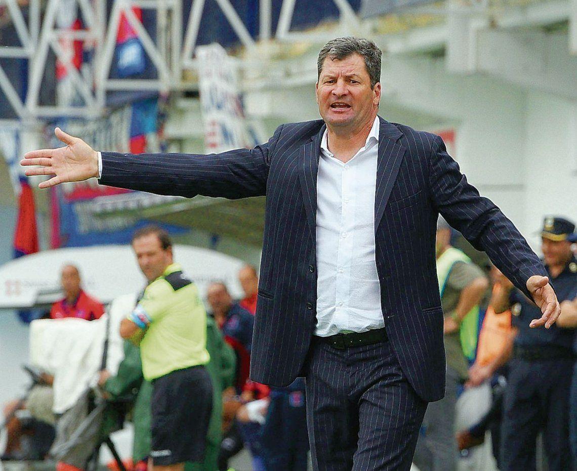 dEl Pampa Biaggio se encontrará con la dirigencia para definir su continuidad en San Lorenzo.