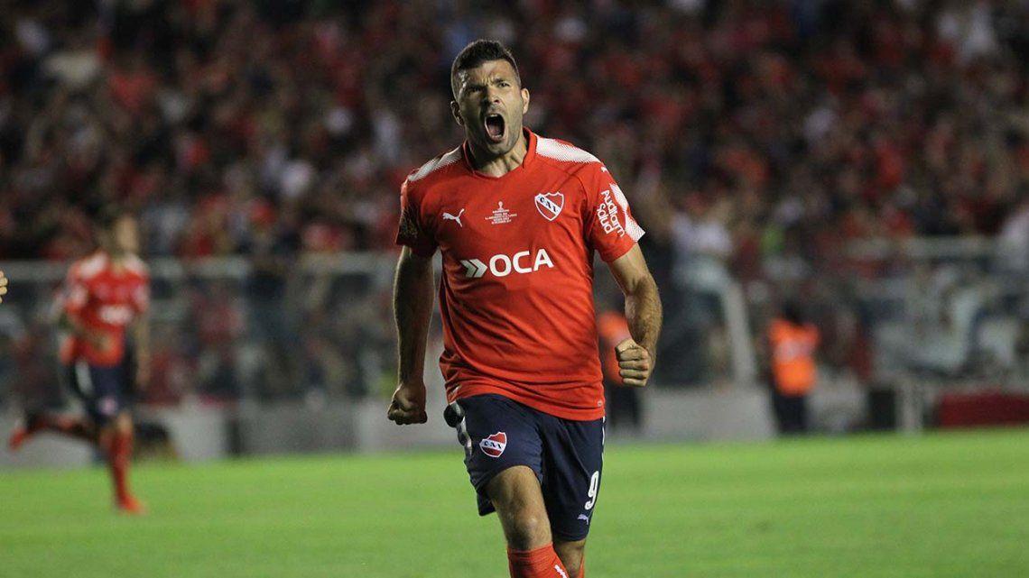 Independiente le ganó a Flamengo y sacó pecho en la final de la Sudamericana
