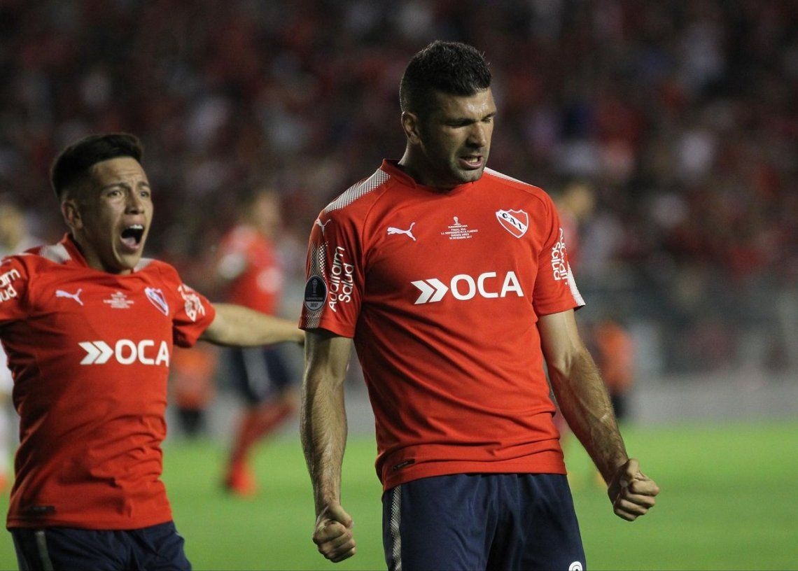 La combinación de Independiente