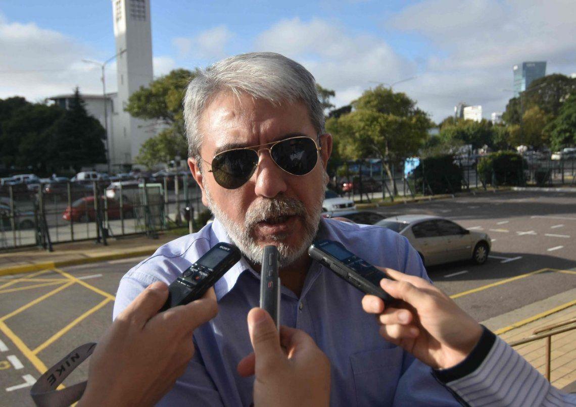 Aníbal Fernández le respondió a Zuvic sobre la polémica de la cocaína en el Tango 03
