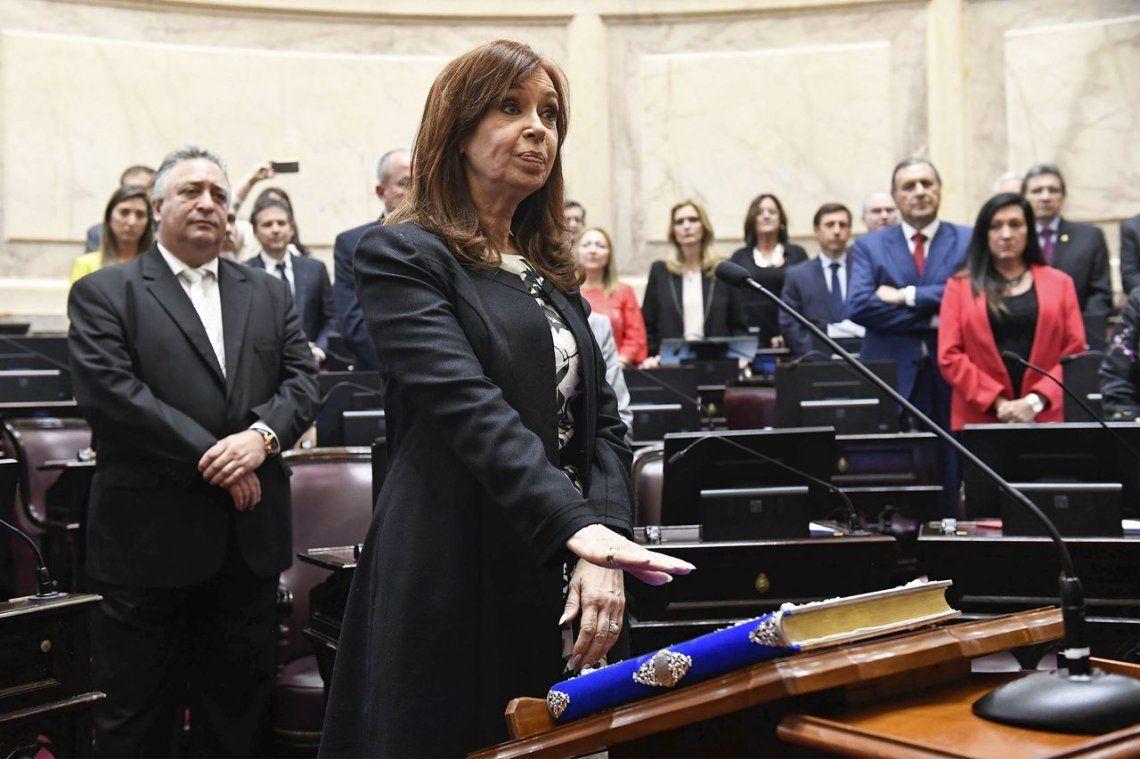 Cómo es el proceso para quitarle los fueros a Cristina Kirchner