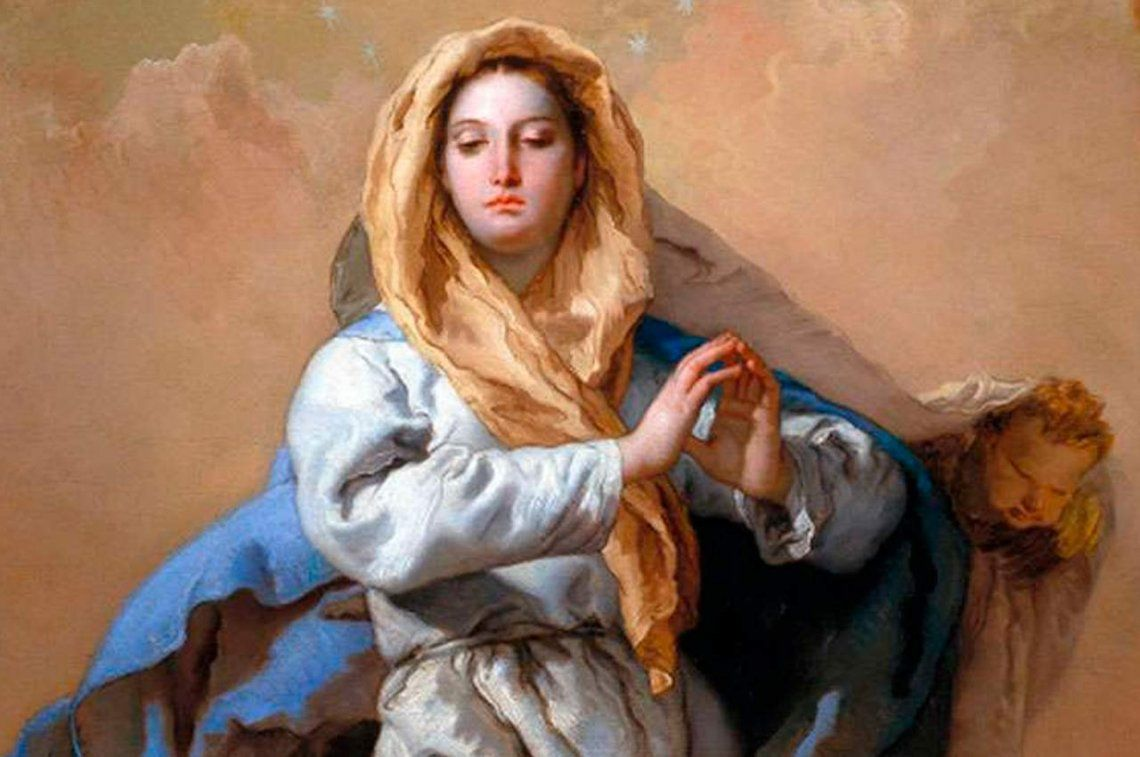 ¿Por qué se celebra el día de la Inmaculada Concepción?