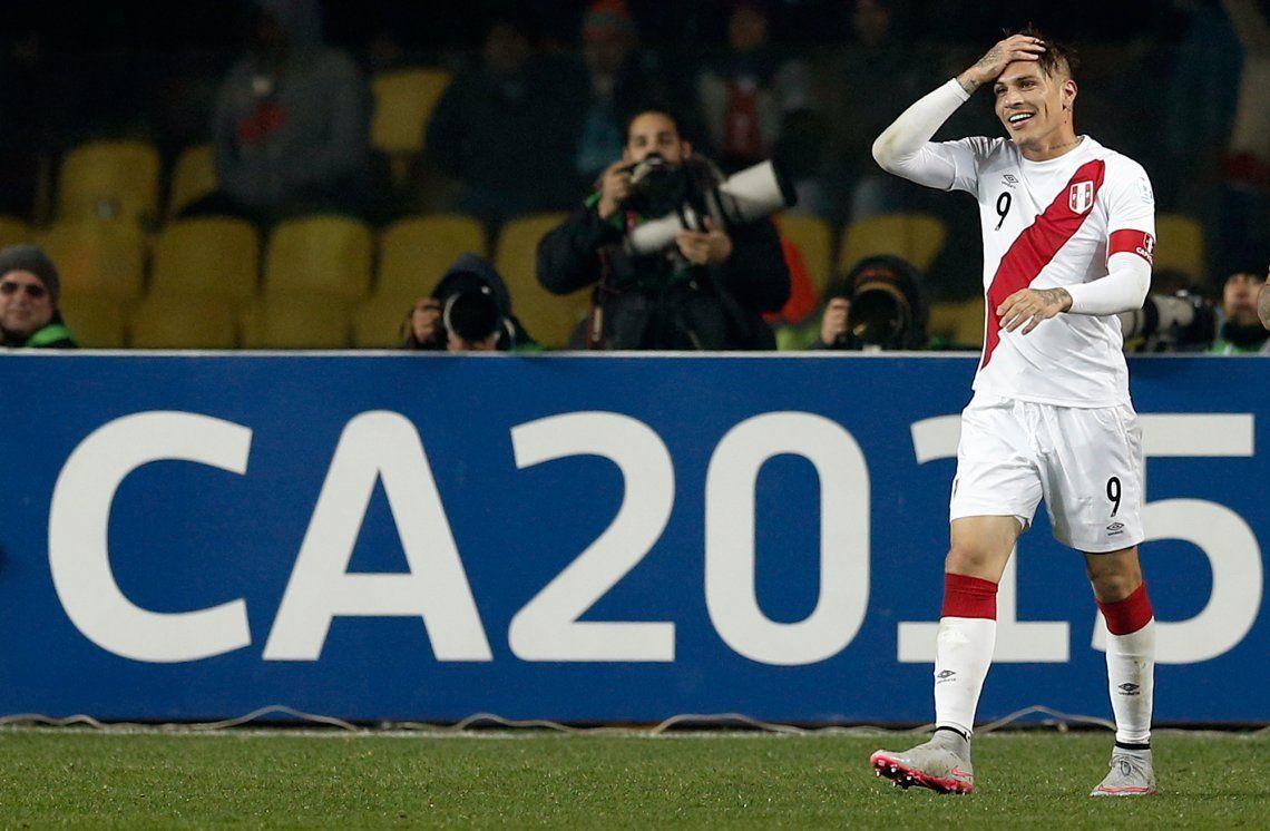 El desconsuelo de Paolo Guerrero: Me están robando el Mundial