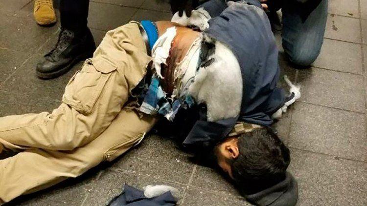 Explosión en Manhattan dejó 4 heridos y pánico