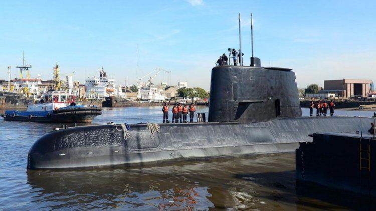 La jueza no descarta que el submarino jamás aparezca