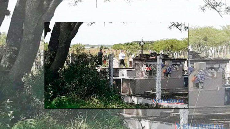 Corrientes: asesinaron y abandonaron a una anciana con una cruz en la boca