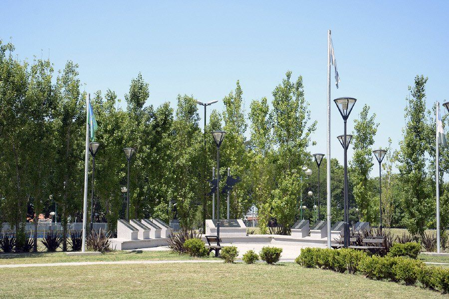Un  parque  en homenaje a los tripulantes del San Juan
