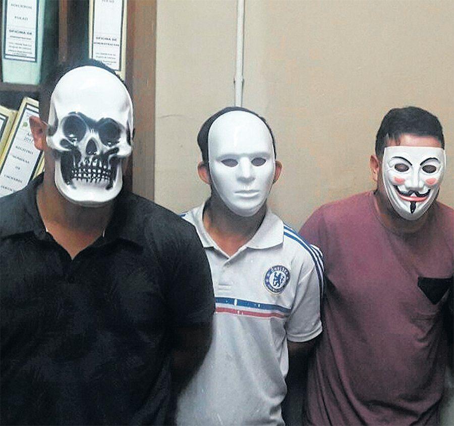Enmascarados