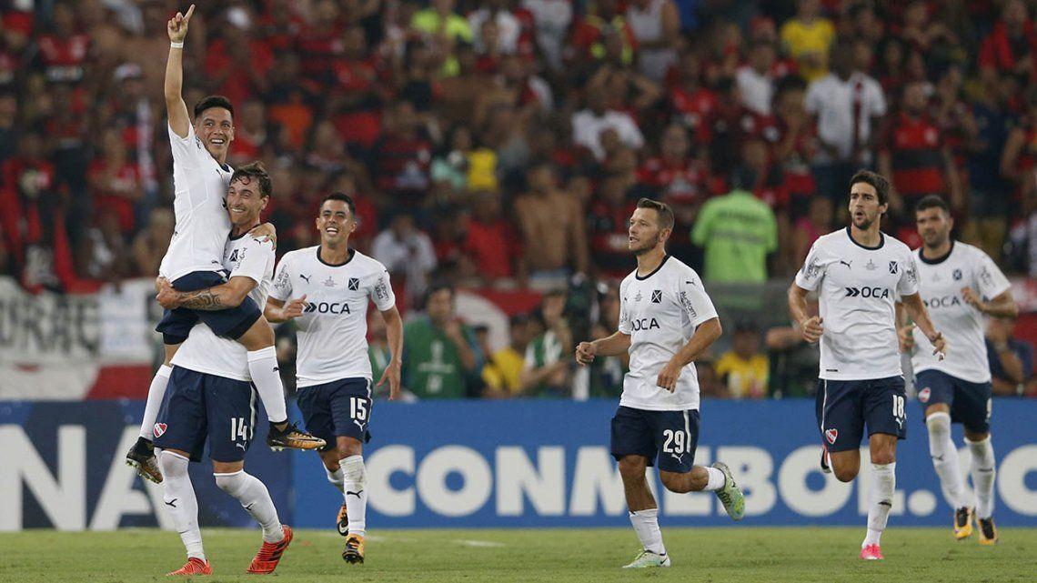 ¡Maracanazo del Rojo! Independiente, campeón de la Sudamericana