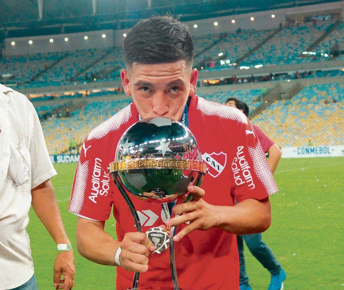 Fin de la novela: Independiente vendió a Barco por 15 millones de dólares