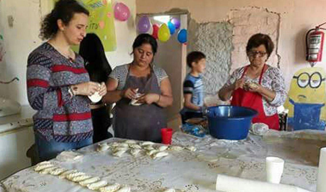 El Comedor Los Lobitos y su ayuda en tiempos de crisis