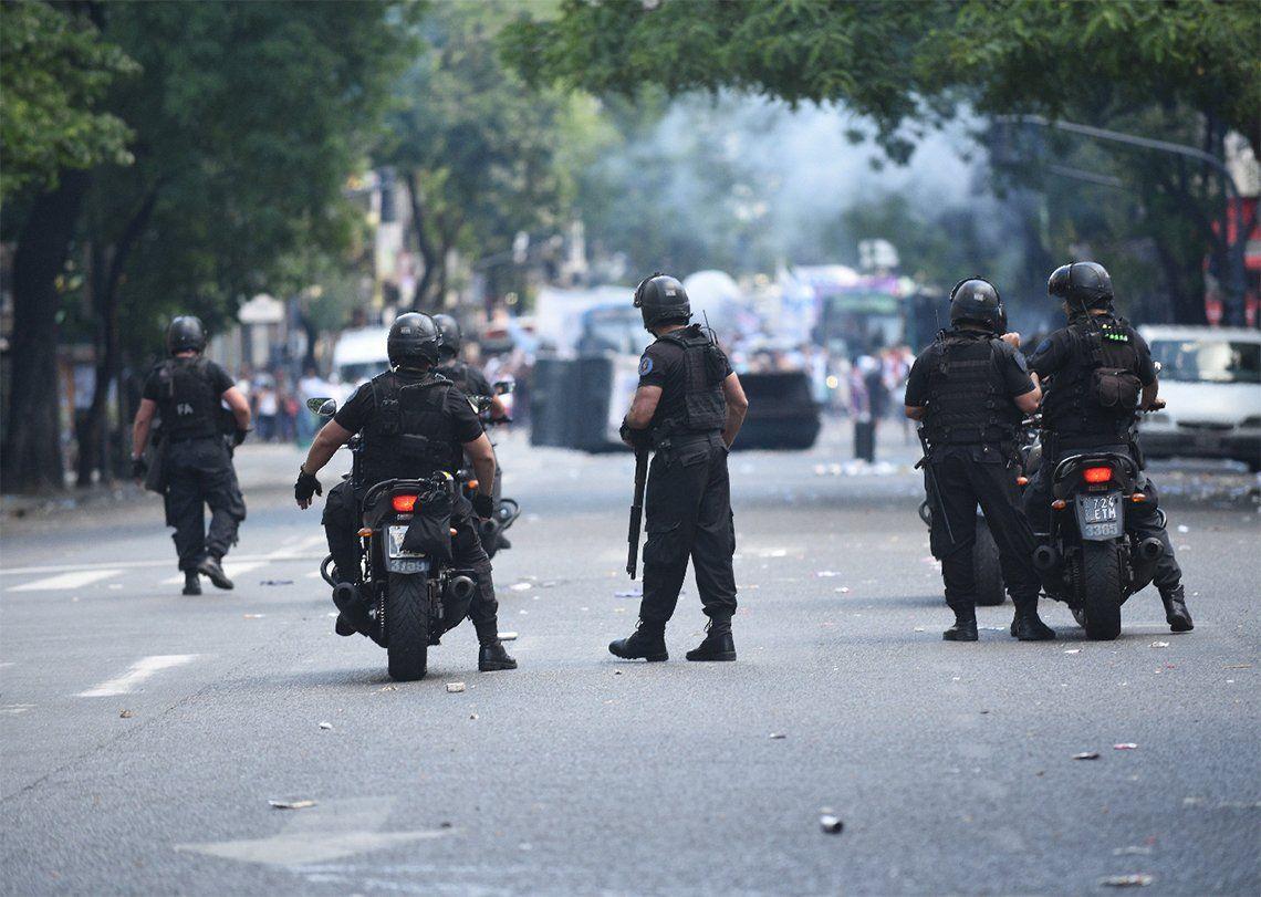 Las denuncias por violencia policial se duplicaron en 2017