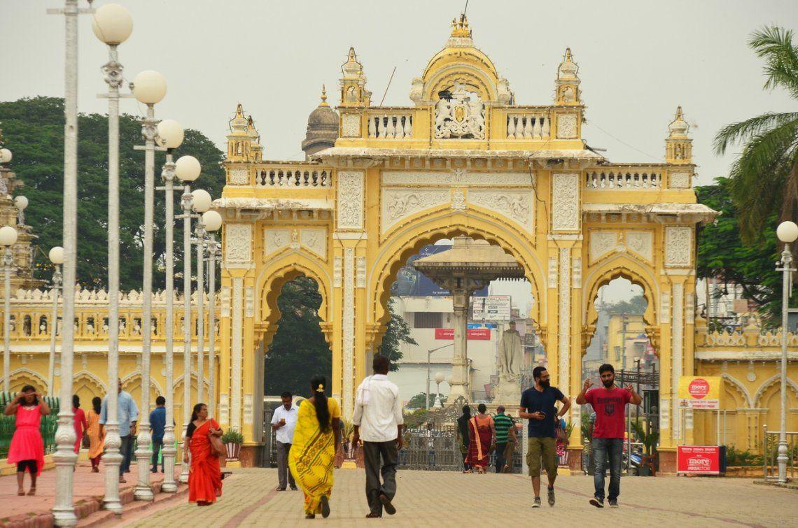 Un día en Mysore, la capital India del Yoga