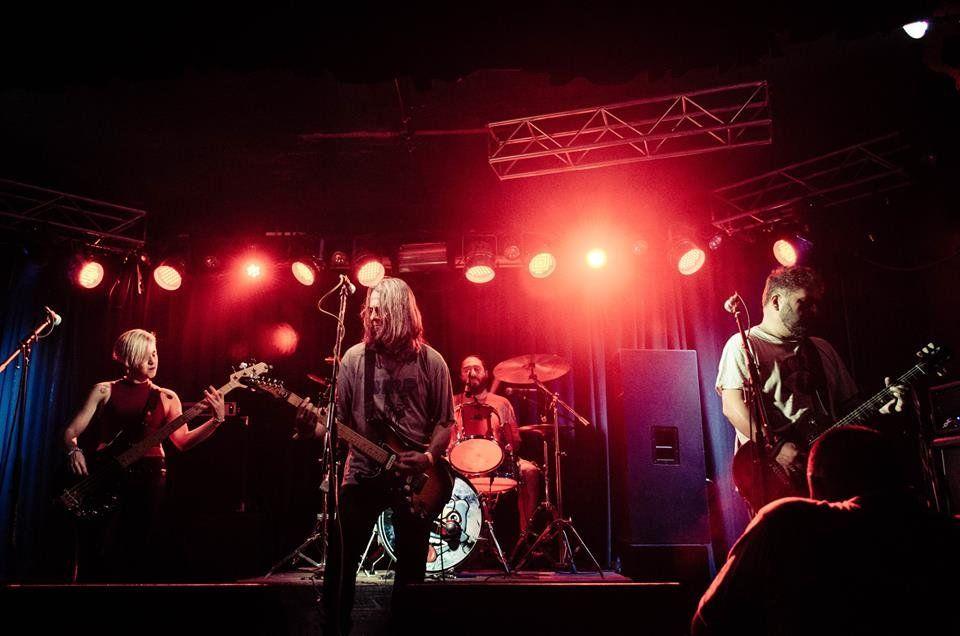 Rock alternativo con Nh3 Amoníaco