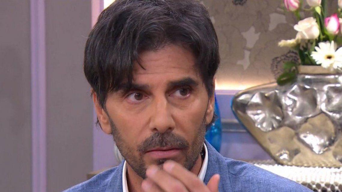 Le soltaron la mano  La Asociación Argentina de Actores suspendió a Juan Darthes